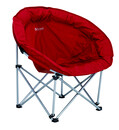 Outwell Relaxstuhl Moon Chair rot